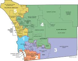 Map San Diego Board Members