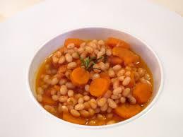 cuisiner les haricots blancs haricots blancs et carottes mijotés à la sauce tomate diet
