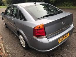 vauxhall vectra 1 8 life sat nav 2006 silver manual 5 doors