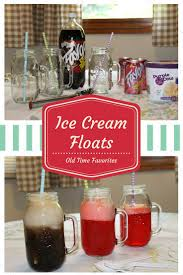 Folk Victorian by Old Time Favorites Ice Cream Floats