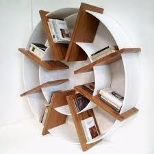 12 circular bookshelves woodworkerz com