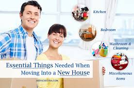 things you need for new house of essential things needed when moving into a new house