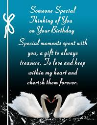 birthday memorial butterfly card stake with laminated messages