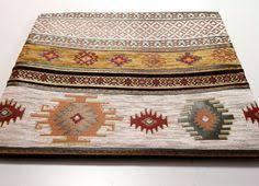 Velvet Chenille Upholstery Fabric Ethnic Tribal Style Upholstery Fabric Cotton Woven Fabric