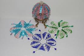 beaded ornament patterns patterns gallery
