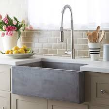 chic kitchen chic kitchen using subway tile backsplashes and pull out faucet