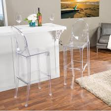 clear dining room chairs clear bar stools kitchen u0026 dining room furniture the home depot