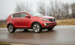 2012 kia sportage sx awd long term test u2013 review u2013 car and driver