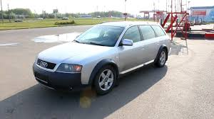 audi allroad 2003 2003 audi a6 allroad start up engine and in depth tour