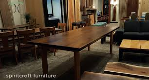 live edge table chicago live edge chicago area slab table furniture showroom
