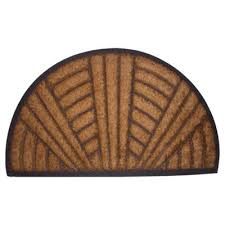 Half Moon Doormat Buy Tesco Halfmoon Dominator Mat From Our Door Mats U0026 Door Stops