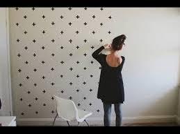 room wall diy wall decor diy room wall decorating iideas youtube