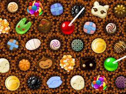 animated halloween wallpapers halloween candy desktop wallpaper