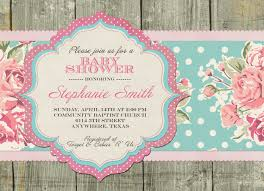 vintage owl baby shower invitations shabby chic invitations request a custom order and have