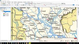 Esri Shapefile World Map by Working With Map Projections And Coordinate Systems In Arcgis
