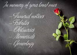 memorial tributes online memorials online memorials