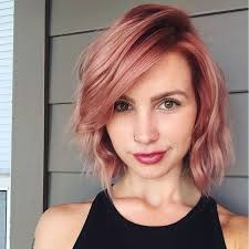 aveda haircuts 2015 coloration tendance rose gold hair pinterest aveda nos