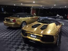 gold chrome lamborghini aventador gold chrome rolls royce lamborghini aventador grant makes
