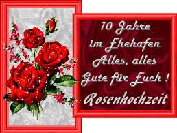10 hochzeitstag spr che rosenhochzeit 1