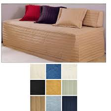 Daybed Covers And Pillows Ugly And Expensive From Bb U0026b Side Split Seams And Wedge Bolster