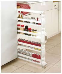 kitchen storage cabinet rack rolling slim can spice rack holder kitchen storage cabinet shelf organization