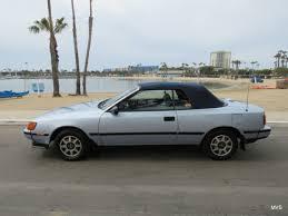 1989 toyota celica gt 5 speed convertible 30k miles new engine