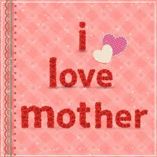 mother day card design with roses and hearts free vector in adobe
