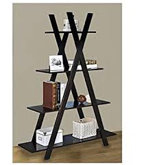 Staggered Bookshelves by Amazon Com Our Criss Cross Bookshelf Has A Slanted Bookshelf