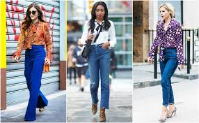 Flared High Waisted Jeans The Best High Waisted Jeans U2013 How They Should Fit U0026 What To Style