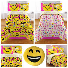Twin Airplane Bedding by Emoji Complete 5 Piece Girls Bedding Set Twin Price 85 85