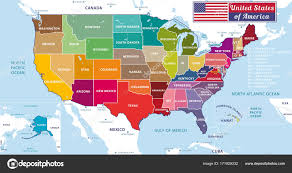 us map 50 states united states of america beautiful modern graphic usa map 50