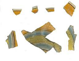 Utsa Map San Juan Ceramic Artifacts