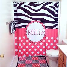 Zebra Shower Curtain by 15 Elegant Bathroom Shower Curtain Ideas U2013 Home And Gardening Ideas