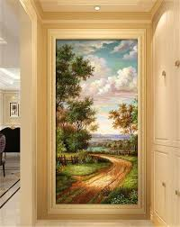 compare prices on road wall mural photo online shopping buy low 3d room wallpaper custom mural photo country road landscape 3d painting picture 3d wall non