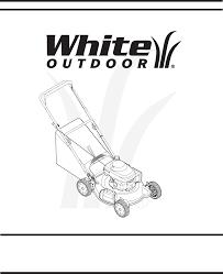 mtd lawn mower series 400 user guide manualsonline com