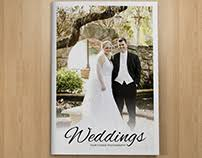 Wedding Magazine Template Most Appreciated Projects On Behance
