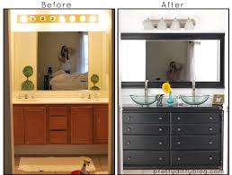 Bathroom Makeovers Before And After Pictures - pretty ditty bathroom makeover
