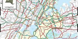 detailed map of new york new york city nyc map maps new york city nyc new york usa