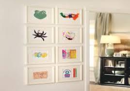 hang pictures without frames unique hanging picture frames without nails maisonmiel