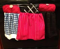 kitchen towel bars