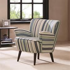 Milari Linen Chair Chairs Extraordinary Striped Accent Chairs Striped Accent Chairs