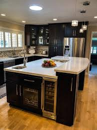 l shaped kitchen island designs l shaped kitchen with island designs elabrazo info