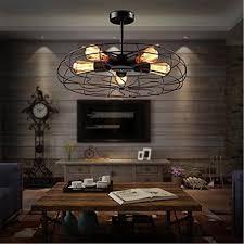 Industrial Flush Mount Lighting Ceiling Light Mklot Industrial Vintage Wrought Iron Semi Flush