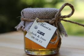 honey wedding favors five wedding favours honey in a jar by spice kitchen