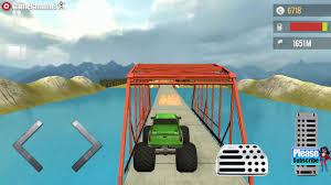 racing monster truck games monster truck hill racing off road racing monster truck game