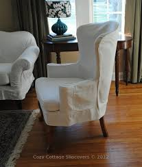 Cottage Style Slipcovers 542 Best Chair Covers Images On Pinterest Slipcovers Chair