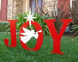christmas yard nativity outdoor christmas yard sign