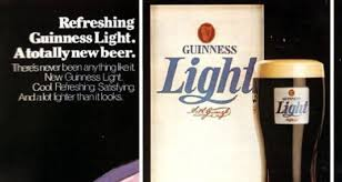 like light beers crossword why guinness light failed in 1979 an insider s confession