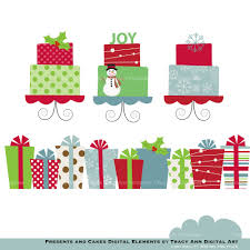 christmas presents clip art borders u2013 happy holidays