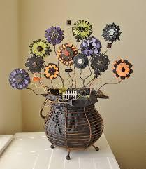 halloween floral arrangements halloween floral arrangement